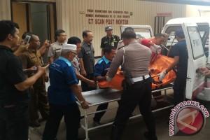 Satu jenazah lagi tiba di RS Polri