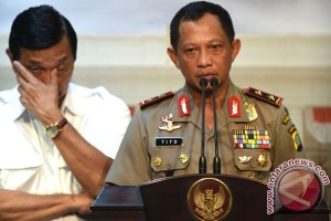 Tito Karnavian minta Pemprov DKI pusatkan sistem CCTV