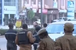 Burkina troops retake hotel from Al Qaeda terrorists: Security minister