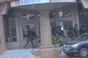 Sedikitnya 23 orang tewas dalam serangan di hotel Burkina Faso
