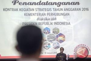 Presiden beri perhatian pada kualitas proyek pemerintah