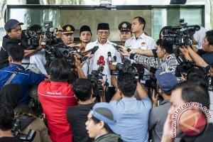 Anggota Wantimpres Hasyim Muzadi temui pimpinan KPK