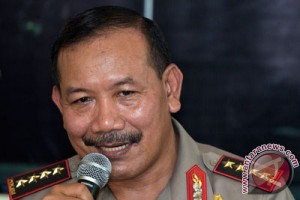 BOM JAKARTA - Kapolri sebut 22 orang ditahan terkait bom Thanrin