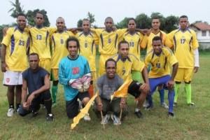 Pelatih Yahukimo FC Rivai Arsyad meninggal dunia