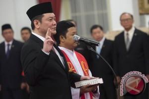 Presiden dijadwalkan lantik kepala Badan Restorasi Gambut