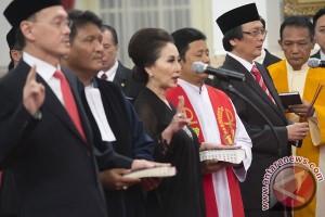 Presiden lantik pengurus Komite Ekonomi Industri Nasional