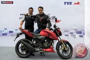 TVS luncurkan motor sport baru seharga Rp23,9 juta