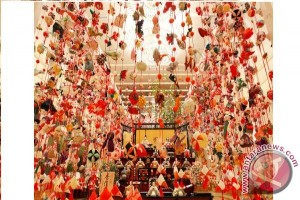 Keio Plaza Hotel gelar pameran Festival Boneka Anak Perempuan