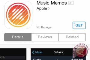 Apple luncurkan aplikasi Music Memos untuk para musisi
