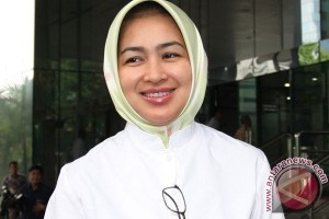 Airin dilantik menjadi wali kota Tangerang Selatan