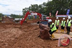 PT KAI beli lahan penganti proyek kereta cepat di Cianjur