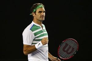 Federer lewati pertandingan pertama sejak kemenangan di Wimbledon