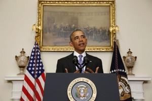 Obama nyatakan siap cabut sanksi bagi Myanmar usai bertemu Suu Kyi