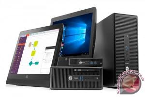 HP luncurkan PC terbaru untuk UKM