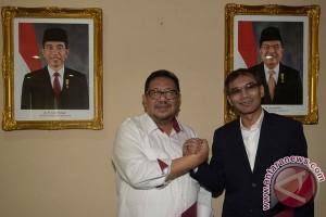 Jajaran direksi baru LKBN ANTARA dilantik
