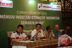 Empat rekomendasi Walhi untuk industri otomotif Indonesia