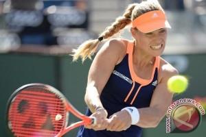 Angelique Kerber melangkah ke semi final di Charleston
