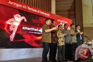 Smartfren 4G LTE Advanced kini hadir di 85 kota
