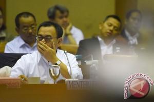Rapat Kementerian ESDM Komisi VII