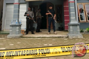 Kasus Pencuri Senpi Lapas Tangerang