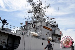 TNI AL bantah tembak nelayan China