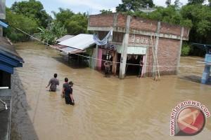 Lima jembatan rusak parah akibat banjir Aceh