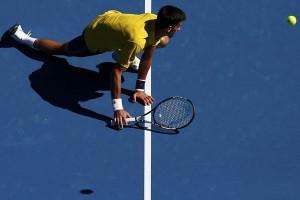 Djokovic dipaksa main lima set untuk capai perempatfinal Australia Terbuka