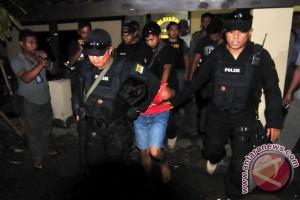 Densus 88 tangkap terduga teroris di Lampung