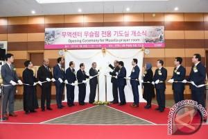 COEX akan menjadi gedung pameran pertama di Korea Selatan yang dilengkapi fasilitas mushola