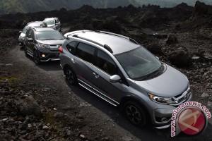 BR-V kontributor terbesar penjualan Honda di awal tahun