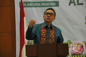 Ketua MPR tegaskan Indonesia contoh kerukunan
