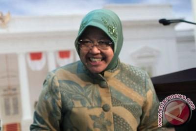 """Risma """"wanti-wanti"""" warga Surabaya jangan mudah terpecah belah"""