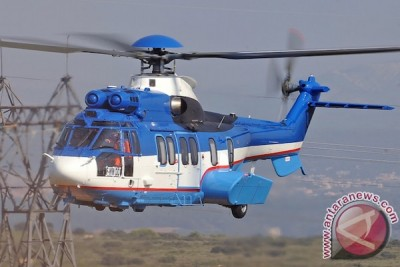 PT Dirgantara Indonesia kirim badan kelima helikopter ke Airbus Helicopter