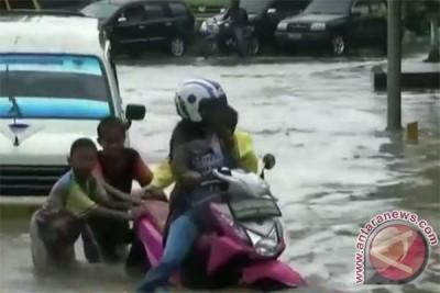 Separuh Kota Pangkalpinang terendam banjir, perlu bantuan segera