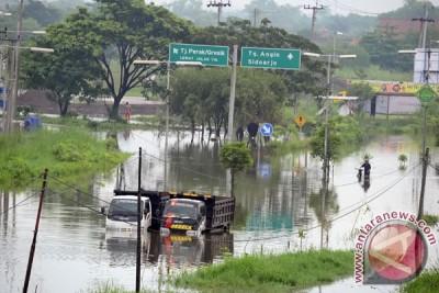 Banjir Di Porong Sidoarjo