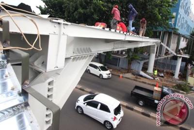 YLKI minta audit semua jembatan penyeberangan di Jakarta