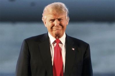 Donald Trump mendobrak kelaziman dan status quo