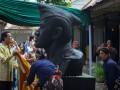 Peresmian Patung Sri Sultan HB X