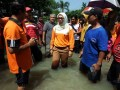 Anggota DPR Kunjungi Banjir