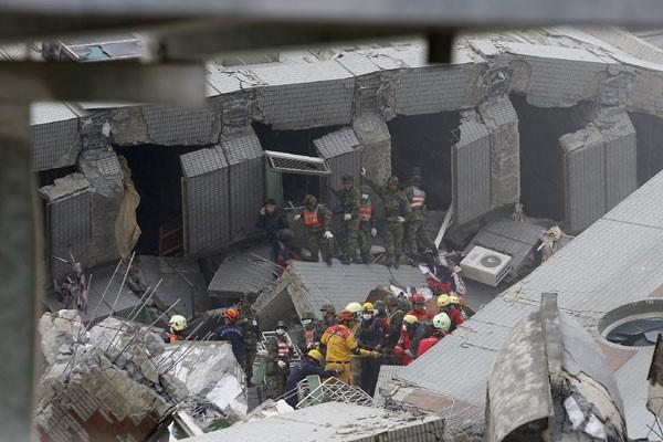 Jenazah diduga WNI ditemukan pascagempa Taiwan