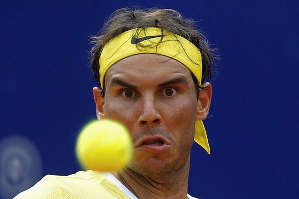 Nadal Tidak Masuk Tim Piala Davis Spanyol