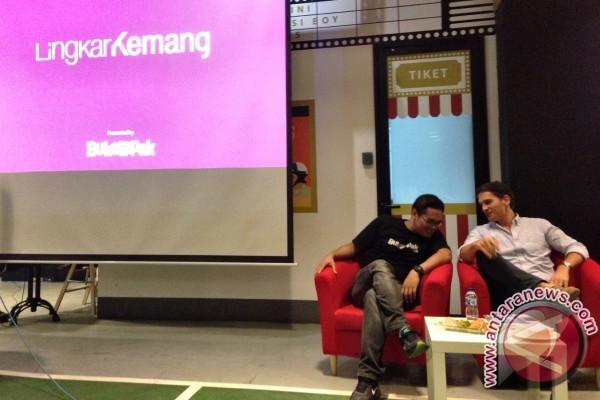 Lingkar Kemang, forum diskusi Bukalapak.com