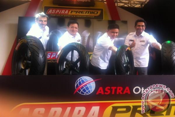 Astra Otoparts luncurkan ban motor terbaru Aspira Premio
