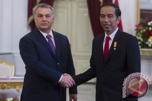 Presiden ingin perkokoh hubungan bilateral dengan Hongaria