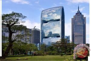 Gedung Pearl River Tower di Guangzhou berhasil raih sertifikasi gedung ramah lingkungan tertinggi di dunia, LEED Platinum