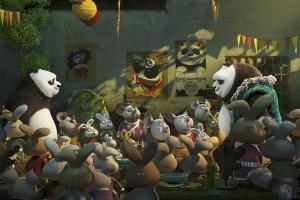 """""""Kung Fu Panda 3"""" kalahkan """"Hail, Caesar!"""""""