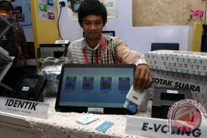 Mesin Pemilu Elektronik