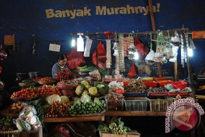 BPS: inflasi Maret sebesar 0,19 persen