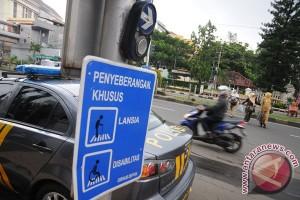 Penyeberangan Khusus Lansia Tak Berfungsi