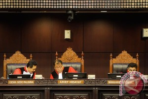 MK tolak gugatan pilkada Kota Yogyakarta